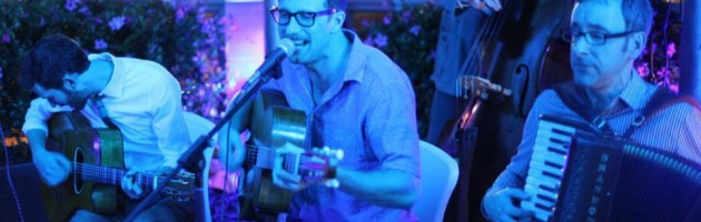 Gig Recap: The Art Soiree's Sunset Rooftop